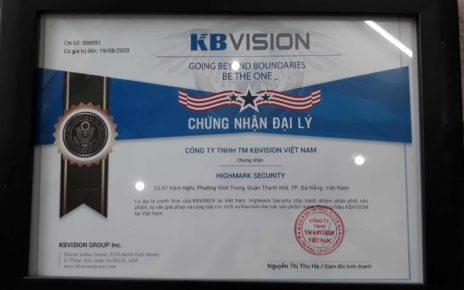 Đại Lý Camera Kbvision Đà Nẵng