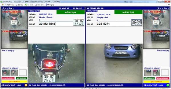Camera đọc biển số Hikvision