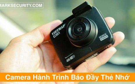 Camera Hành Trình Báo Đầy Thẻ Nhớ