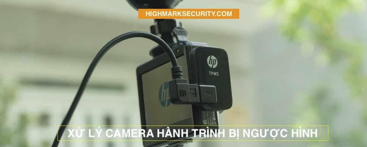 Camera Hành Trình Bị Ngược Hình