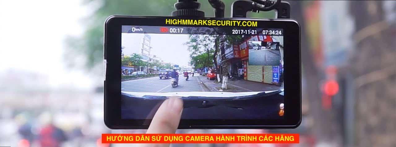 Hướng Dẫn Sử Dụng Camera Hành Trình Ô Tô