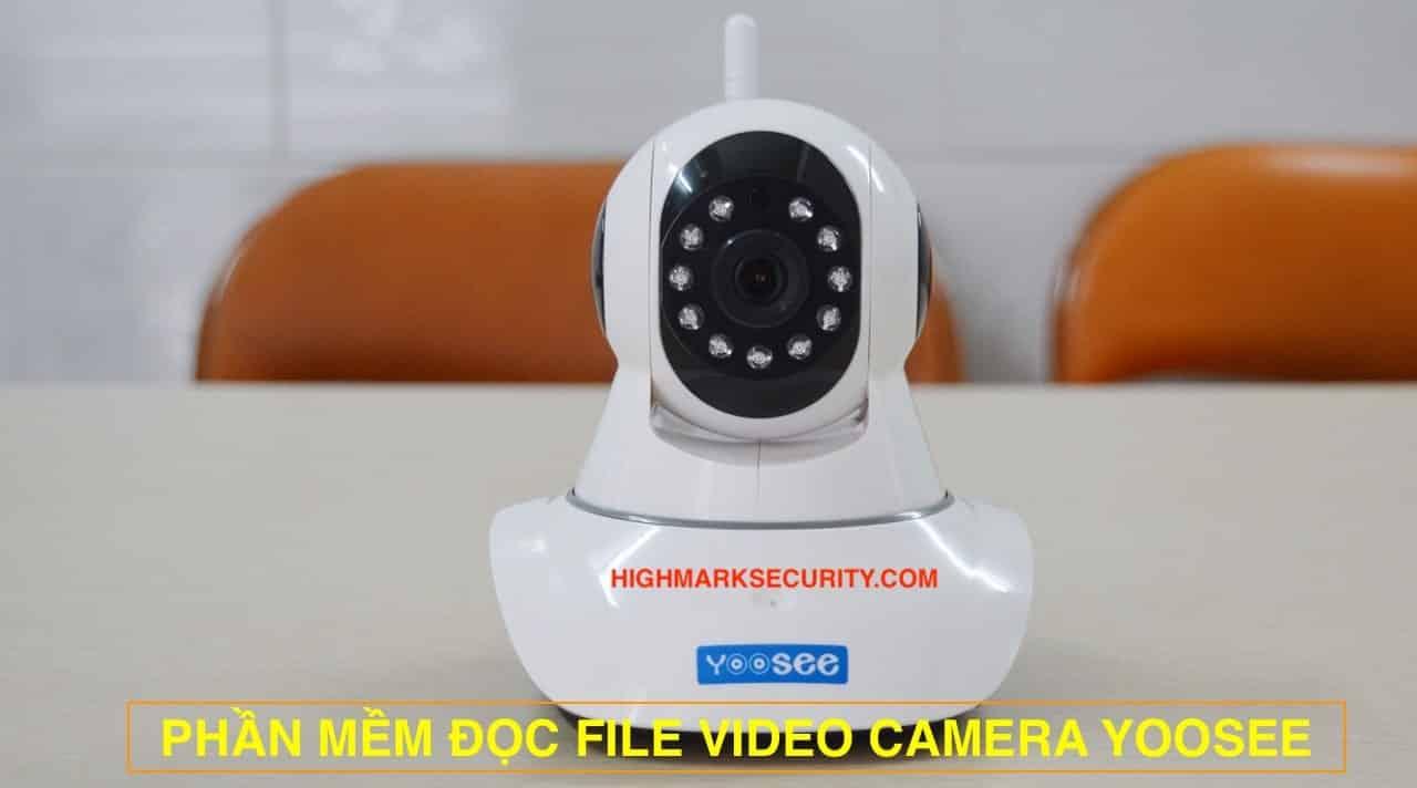 Phần Mềm Xem Video Camera Yoosee