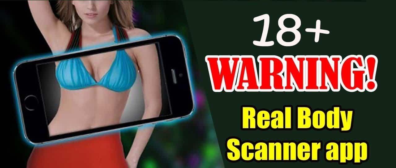 Top 4 Body Scanner Camera App