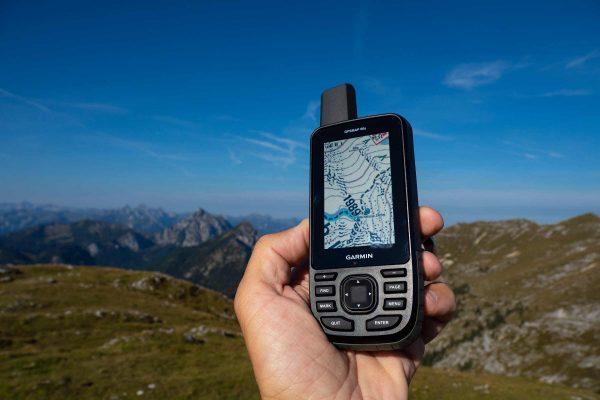 Máy định vị GPS Map 66s