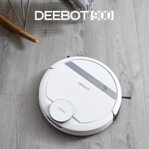 robot hút bụi lau nhà ecovacs deebot 900